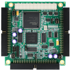 4I69-25  FPGA based PC104-PLUS Anything I/O card
