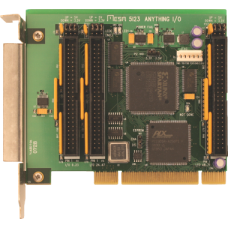 5I23 FPGA based PCI  Anything I/O card