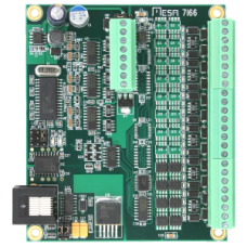 7I66-24 Isolated remote digital input and power driver card