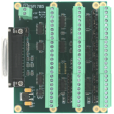 7I85S  4 Channel encoder, 8 differential output 1 channel Serial RS-422 interface