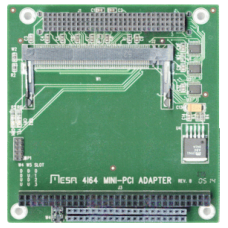 4I64-NFT PC/104-PLUS to MINI PCI/WIRELESS ADAPTER