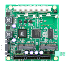 4I90 QUAD PC/104-EXPRESS to MINI-PCI-EXPRESS WIRELESS ADAPTER