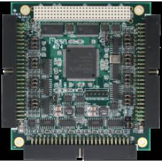 4I74 eight channel PCI/104 quadrature counter card