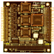 4I22-16 timer/counter + parallel I/O card