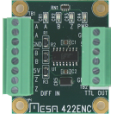 422ENC  One channel RS-422 to TTL adapter