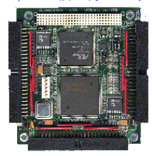 4I65 FPGA based PC104-PLUS Anything I/O card.  Industrial Temperture tested L-3 Version