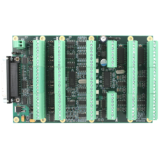 7I77D Analog servo interface plus I/O daughtercard -  Sinking output version