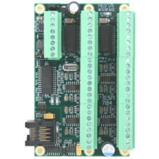 7I84 Isolated remote field I/O card - Sourcing outputs