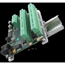 DIN RAIL ADAPTER KIT (3 PCS.)