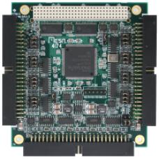 4I74 eight channel PCI/104 quadrature counter card