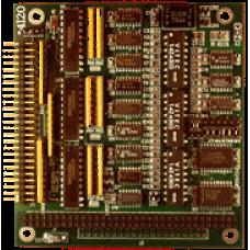 4I20 power driver card, 24 output 48V/350 mA I/O