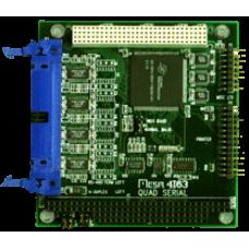 4I63A PC/104-PLUS quad serial + parallel